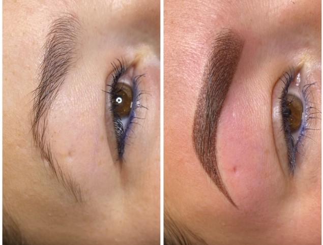 Permanente make-up | Wenkbrauwen